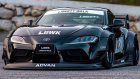 This Is Liberty Walk's Wild Widebody Kit For The New Toyota GR Supra