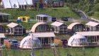 Glamping popular during coronavirus epidemic