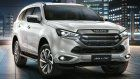 All-New 2021 Isuzu MU-X Breaks Cover As The D-Max's SUV Variant