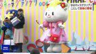 Disaster-hit city wins Japan mascot contest