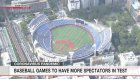 Japan stadium to have more spectators in test