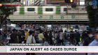 Tokyo's daily coronavirus cases reach new high