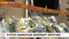 Kyoto Animation arsonist indicted