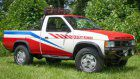 Rare 1988 Nissan Hardbody Desert Runner pickup up for auction