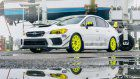 Omaze is giving away a Gymkhana-inspired WRX STI customized by Hoonigan