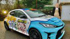 Toyota GR Yaris livery contest winner honors essential workers