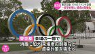 Tokyo Games' public viewing to be scaled back