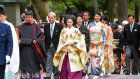 Popularity of shrine weddings in Shimane rises with princess's marriage