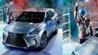 Video : Lexus Japan New RX Mexican Wrestling Commercial