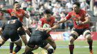 Horie, Sunwolves sink teeth into Super Rugby with historic 1st win