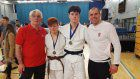 Wishaw duo Aaron Miller and Oliver Park claim gold at British Judo Championships