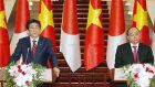 Japan offers patrol vessels to Vietnam to strengthen maritime ties