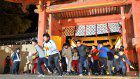 Tohoku-born student wins shrine dash, hopes to share luck with disaster area