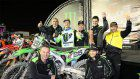 Kawasaki: Podium for Clement Desalle in Qatar