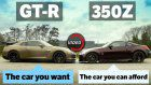 Can't Afford The R35 GT-R? Buy A Nissan 350Z Instead