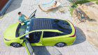 Toyota: New 'Prius PHV' Can Be Charged With On-roof Solar Panel
