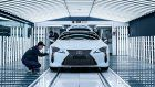Inside the Lexus LC Manufacturing Plant in Japan