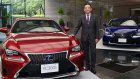 Meet New Lexus Chief Branding Officer Tokuo Fukuichi