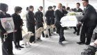 Goodbye service held for dearest late police puppy 'Kinako'