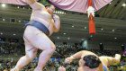 Kisenosato retaliates for latest loss