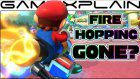 Mario Kart 8 Deluxe Removes Fire-Hopping Trick