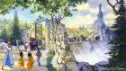 "Tokyo Disneyland gets things started for ""Beauty and The Beast"" area"