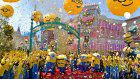 Minions go from film favorites to theme park stars at Osaka's USJ