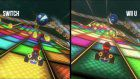 Video: Mario Kart 8 Deluxe (Switch) VS Mario Kart 8 (Wii U)