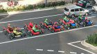 Tokyo police urge go-kart tour companies to improve safety measures