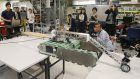 Kyoto University demonstrates competition-winning rescue robot