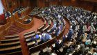 Ruling bloc passes 'anti-conspiracy' bill into law despite opposition parties' resistance