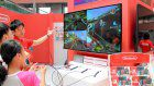 Nintendo opens free video game area at Kansai airport terminal