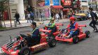 Mario Kart lookalikes on public roads spur safety concerns