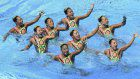 Japan synchro team grabs world bronze