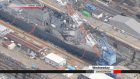 Damaged destroyer to be examined in US