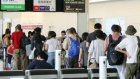 Electronic device checks launched by Japanese airlines