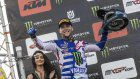 Febvre Celebrates First Race Win of 2017 on The Podium