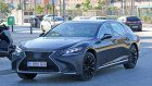 High-Performance Lexus LS F Prototype Spotted in Europe?