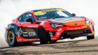 1,150HP Toyota 86 Sends Out A Burnout Message That Can Be Seen From Space [w/Video]