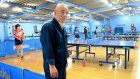 TABLE TENNIS/ Waste-disposal manufacturer sets the tables for star players
