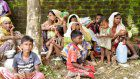 Japan, U.S. express concerns over Myanmar refugee crisis