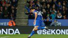 Okazaki lifts Leicester over Liverpool