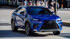 2018 Lexus NX Gets New USA Commercial