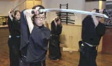 Japanese swords carve out larger fanbase