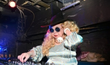 DJ SumiRock, at 83, still lights up the club scene in Kabukicho