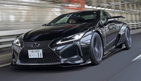 Artisan Spirits Gives The World The Lexus LC F We So Desperately Want