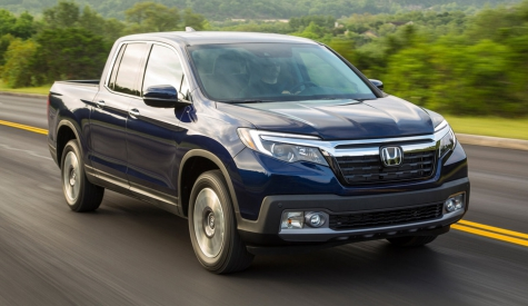 Washing Your Honda Ridgeline Might Cause It To… Erupt In Flames?