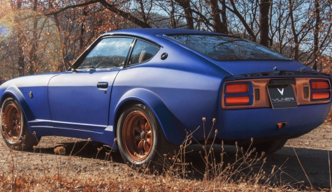 Datsun 280Z Brought Back To Life By Vilner Can Be Yours For $85K