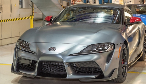 First 2020 Toyota Supra Roll Off Production Line, U.S. Deliveries Start This Summer