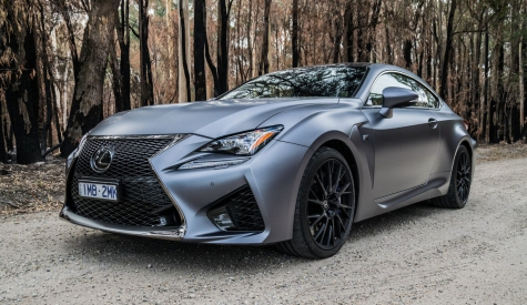 Ask Us Anything About The 2018 Lexus RC F 10th Anniversary Edition